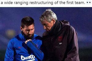 Masalah Lionel Messi Kelar, Barcelona Malah Dituntut Bekas Pelatihnya Sendiri
