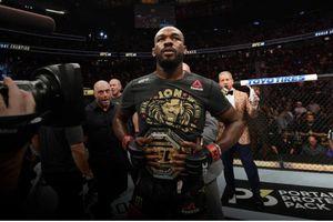 Jon Jones Bertingkah Aneh setelah Gelar Petarung Nomor 1 UFC Diminta Khabib