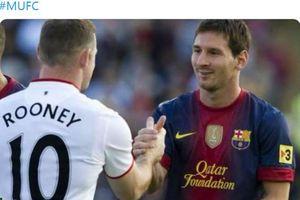 Kisah Wayne Rooney yang Nyaris Satu Tim dengan Lionel Messi di Barcelona