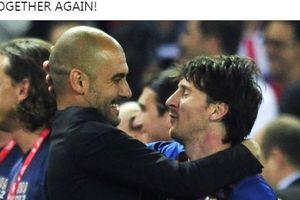 Pep Guardiola Tidak Akan Pernah Bawa Lionel Messi ke Man City karena 1 Alasan