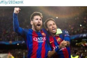Berambisi Reuni dengan Messi Tahun Depan, Apa Rencana Besar Neymar?