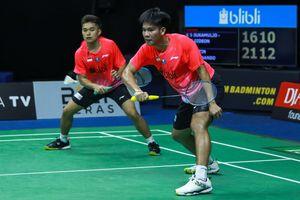 Thailand Open 2021 - Leo/Daniel Bikin Ganda Putra Inggris Frutasi dan Penasaran