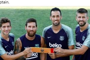 Antara Lionel Messi & Pique Vs Bartomeu, Ada yang Keliru di Barcelona!