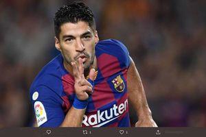 Kemarahan Luis Suarez Akibat 'Ulah' Barcelona ke Atletico Madrid