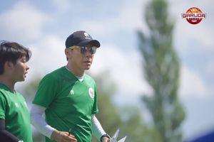 Shin Tae-yong Ungkap Program Baru yang akan Diterapkan di Timnas U-19 Indonesia