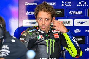 Daftar Pembalap MotoGP 2021, Hal yang Tak Diharapkan Valentino Rossi Terjadi