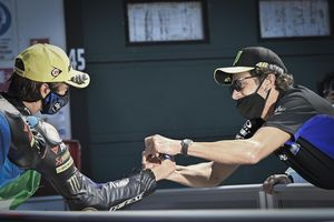 Valentino Rossi Percaya Adiknya Bisa Kompetitif Meski Bela Tim Gurem
