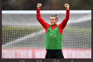 Gareth Bale Siap Terbang ke London untuk Tanda Tangani Kontrak dengan Tottenham Hotspur