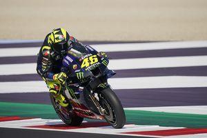 MotoGP Emilia-Romagna 2020 - Valentino Rossi Akui Ketar-ketir Gara-gara 2 Hal Ini