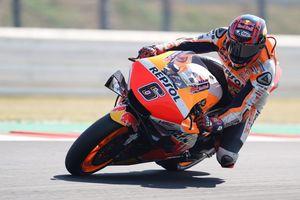 MotoGP Emilia-Romagna - Nasib Honda Makin Miris, Pengganti Marc Marquez Dipastikan Bermasalah