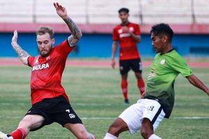 Baru 2 Hari Bergabung, Fisik Pilar Asing Madura United Dipuji Pelatih