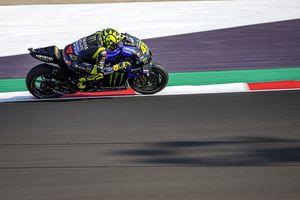 Lakukan Kesalahan Fatal, Valentino Rossi Kecewa dengan Performanya
