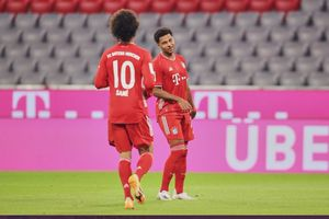 VIDEO - Debut Fantastis Leroy Sane di Bayern Muenchen: 2 Assist, 1 Gol, dan Pesta Gol 8-0