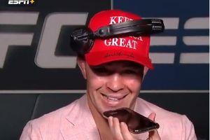 Berikan Komentar Rasialis, Colby Covington Jadi Musuh Sejuta Umat di UFC
