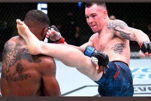 UFC Fight Night 178 - Remukkan Rusuk Lawan, Colby Covington Kejar Kamaru Usman