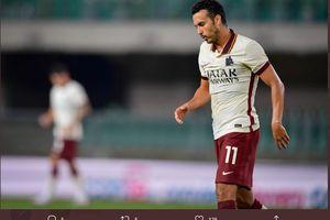 Hasil Liga Italia - Edin Dzeko Tak Mau Bermain, AS Roma Mandul Parah