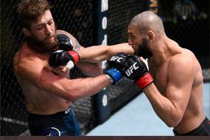UFC Fight Night 178 - 1 Pukulan Saja, Khamzat Chimaev Menang dalam 17 Detik!