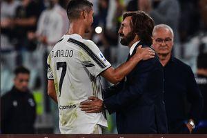 Bersama Pirlo di Juventus, Cristiano Ronaldo Bakal Lebih Sering Dicadangkan