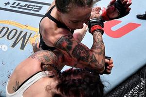 Bos UFC Marah Ada Wasit Biarkan Petarung Dihabisi saat Sudah Sekarat