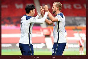 Susunan Pemain Chelsea Vs Spurs - Adu Tajam Duo Kane-Son dan Werner-Abraham