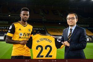 Nelson Semedo Resmi Bergabung dengan Wolves