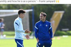 Kai Havertz Nyaris Selevel Criatiano Ronaldo dan Messi, Lampard: Ini Baru Awal