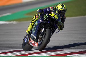 Sambut MotoGP Catalunya 2020, Valentino Rossi Lanjutkan Perjuangan di Musim yang Gila