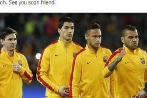 Messi Antar Kepergian Suarez, Eks-Barca Nimbrung Sindir Mantan Klubnya