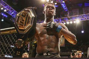 Dada Israel Adesanya Bikin Salfok pada UFC 253, Begini Penjelasannya