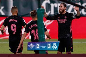 Hasil Liga Spanyol - Real Madrid Raih Tiga Poin Usai Balas-balasan Comeback dengan Real Betis