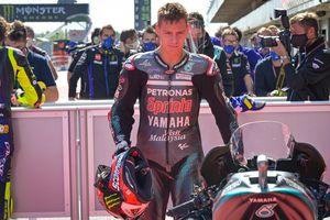 Fabio Quartararo Merasa Masih Terlalu Dini Bicara Gelar MotoGP 2020