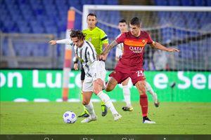 Cuma Imbang Lawan AS Roma, Juventus Disebut Alami Kemunduran