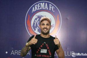 Cetak Gol, Bek Asing Arema FC Asal Brasil Dipuji Charis Yulianto