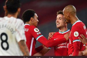 VIDEO - Gol Debut Anak Baru Liverpool Bikin Kiper Bengong