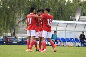 Begini Harapan Ketum PSSI usai Timnas U-19 Indonesia Kalahkan Dinamo Zagreb