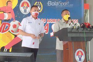 PSSI Memohon Liga 1 dan Liga 2 untuk Bisa Ditunda Satu Bulan