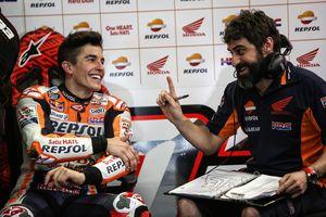 Bos Tim Honda Bongkar Penderitaan Marc Marquez di MotoGP Jerman 2021