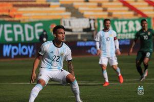 Pernah Satu Tim, Lautaro Martinez Ungkap Alasan Lionel Messi Lebih Hebat Ketimbang Pemain Lain
