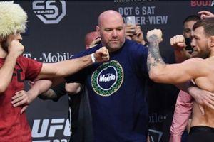 Pelatih Khabib Akui Conor McGregor Tukang Pukul Paling Sakti di UFC