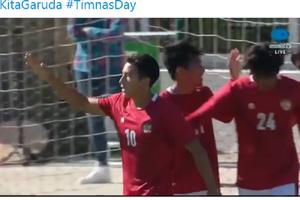 Timnas U-19 Indonesia Bungkam Hajduk Split dengan 4 Gol Tanpa Balas
