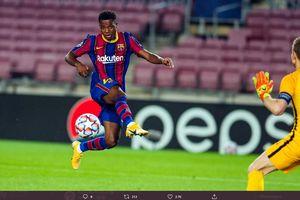 Barcelona Menang Besar, The Next Lionel Messi Bikin Rekor Spesial