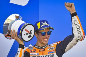 Ambisi Besar Alex Marquez setelah Raih Podium di MotoGP Aragon 2020