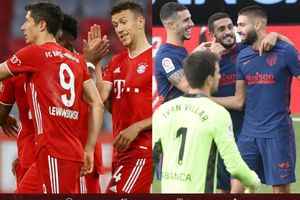 Bayern Muenchen Vs Atletico Madrid - Tanah Jerman Tak Ramah Bagi Tim Tamu