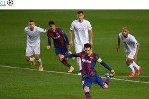 Jawara Hungaria Jadi Korban ke-36 Lionel Messi di Liga Champions