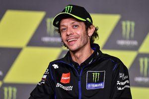MotoGP 2020 - Yamaha Beri Kabar Terkini soal Kondisi Valentino Rossi