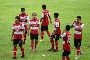 Winger Muda Madura United Kenang Gol Debutnya yang Tercipta di Malaysia