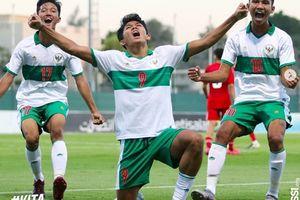 Kalah Lawan Uni Emirat Arab di Pertemuan Pertama, Salah Satu Pemain Timnas U-16 Indonesia Puji Kualitas Tim