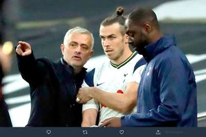 Soal Nasib Gareth Bale di Tottenham Hotspur,  Jose Mourinho Buka Suara