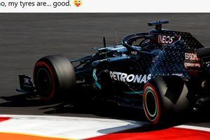 Belum Perpanjang Kontrak, Lewis Hamilton: Ini Bukan Soal Gaji