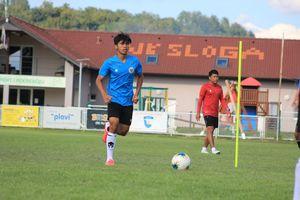 Langkah Berat Kapten Timnas U-19 Indonesia Menuju ke Eropa